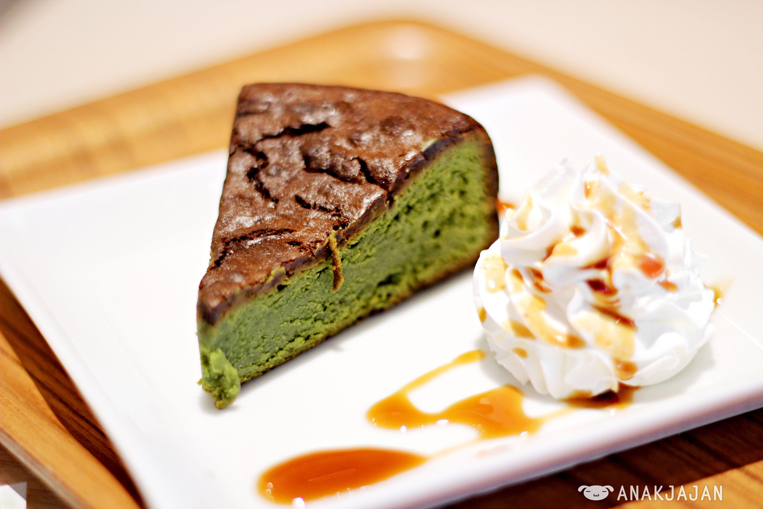 Green Tea Cafe In New York