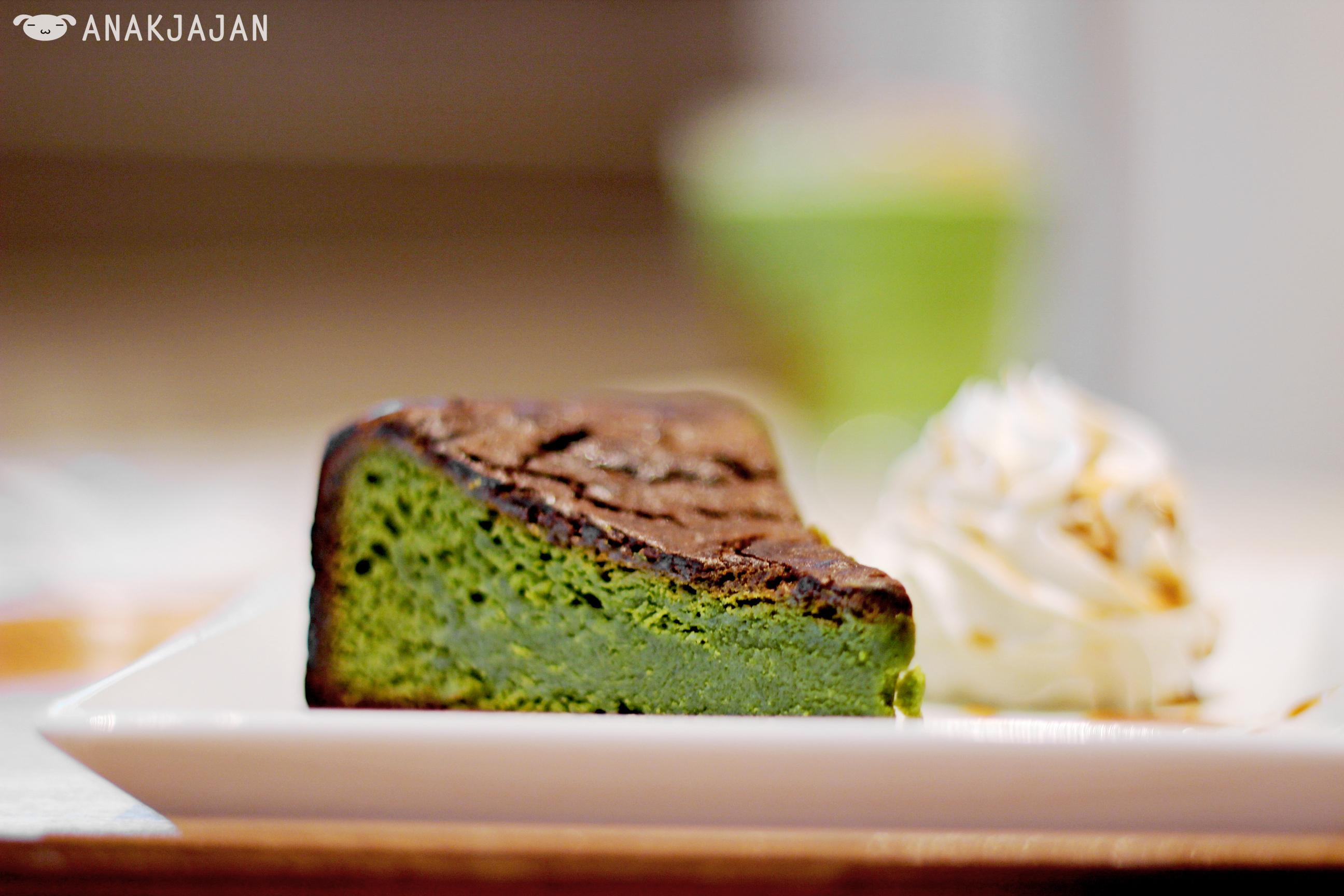 JAPAN Nanas Green Tea Cafe ANAKJAJANCOM