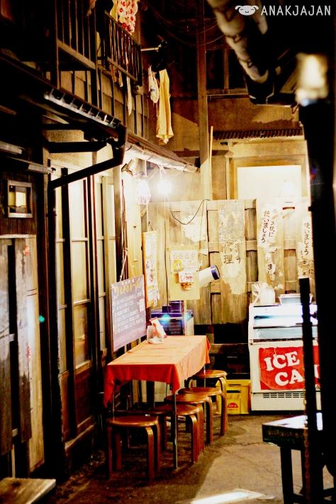 Lovely little alley