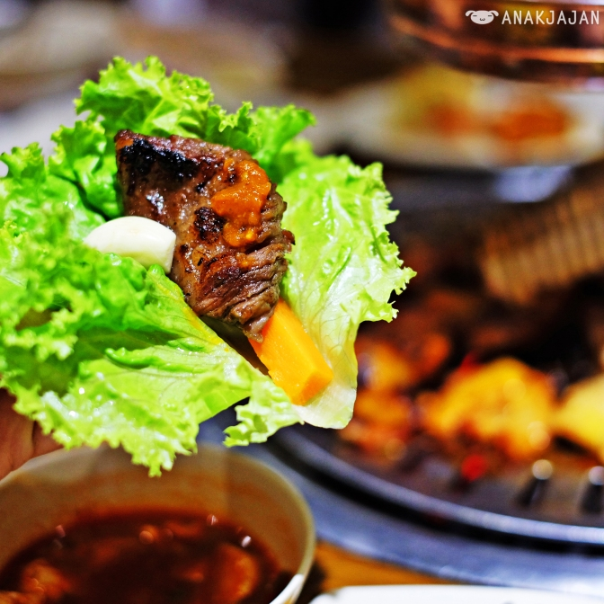 SEORAE Korean Grill Jakarta Indonesia