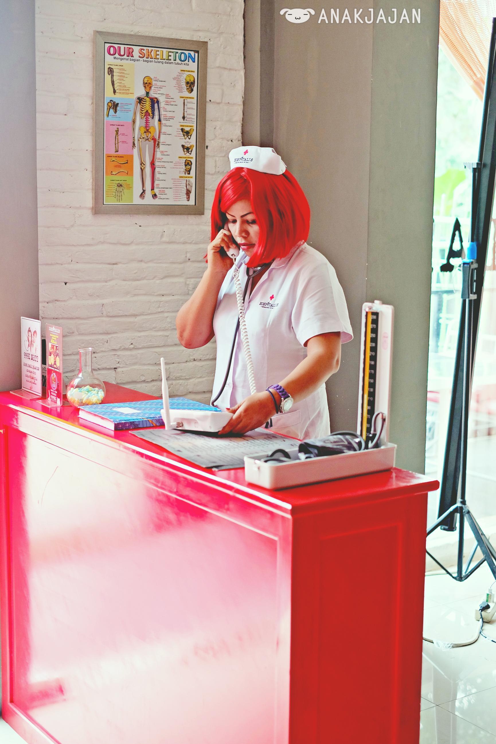 Hospitalis Restaurant And Bar Kebayoran Baru Jakarta