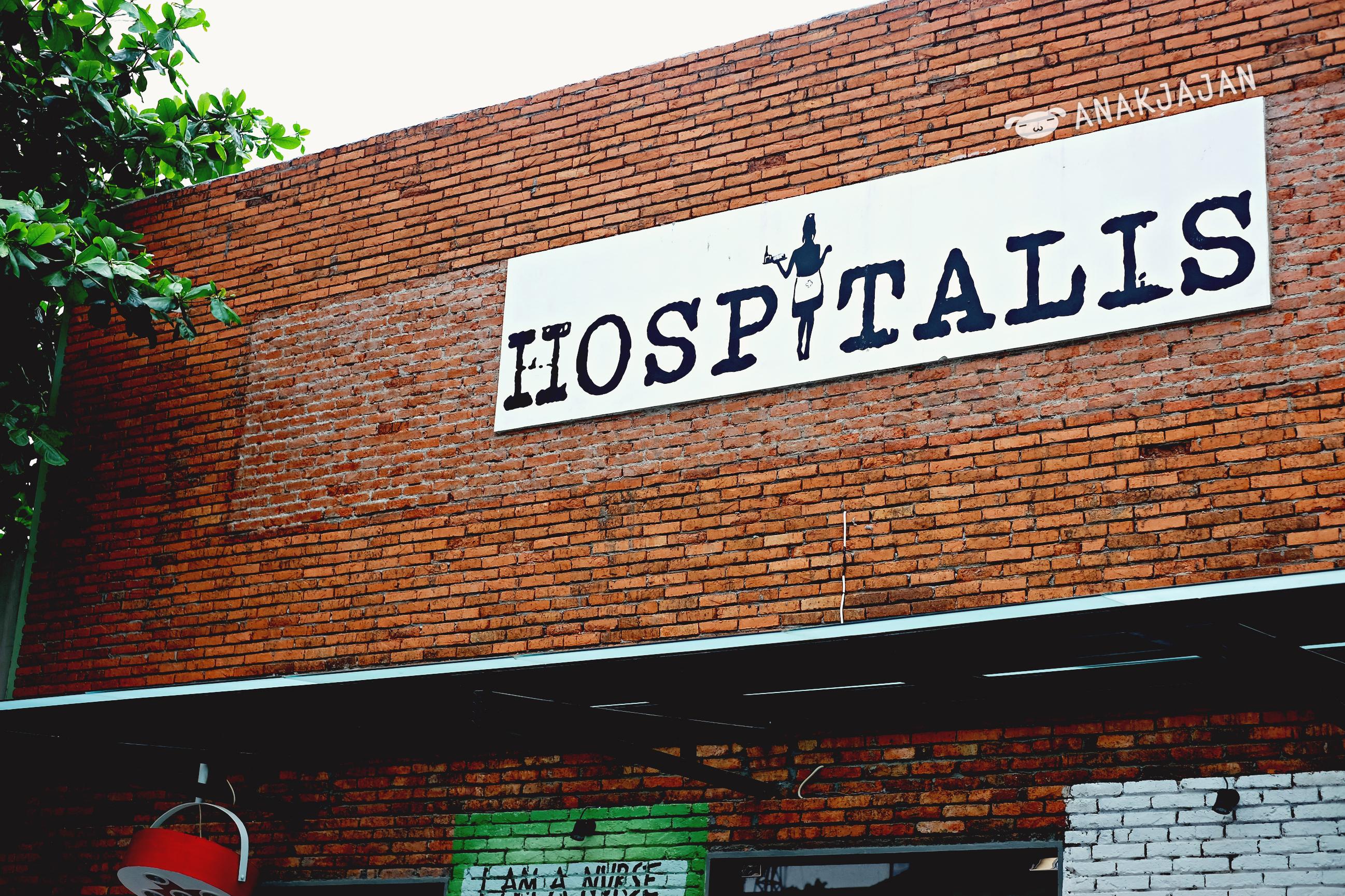 HOSPITALIS Restaurant and Bar – Kebayoran Baru Jakarta