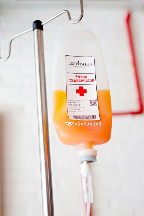 Fresh Transfusion IDR 38k