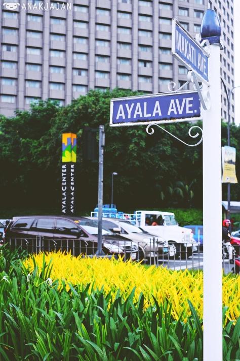 Ayala Avenue - Makati Avenue