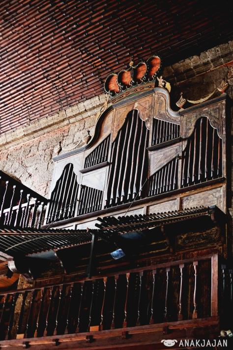Bamboo Organ