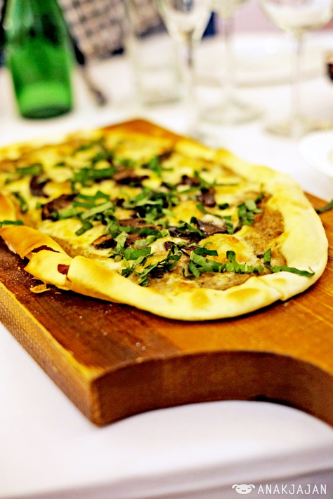 Portabella Pizza IDR 95k