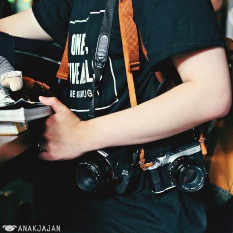 Our cameras