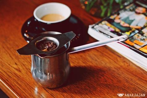 Chai Latte IDR 25k