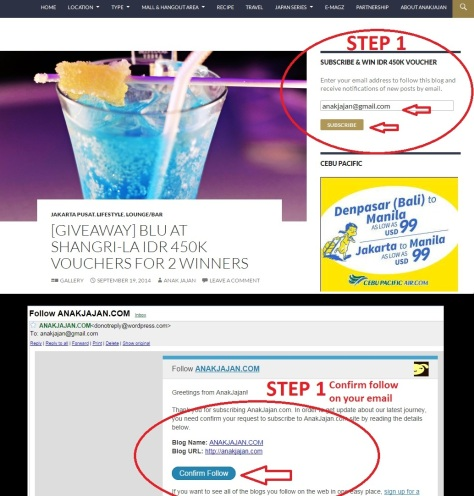 STEP 1. Subscribe