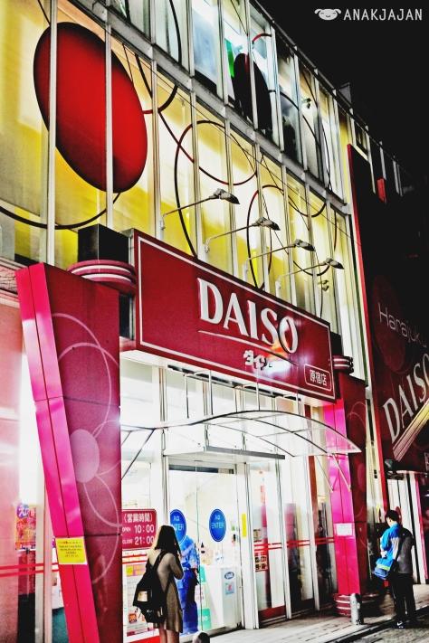 Daiso Harajuku