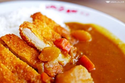Katsu Curry IDR 57k