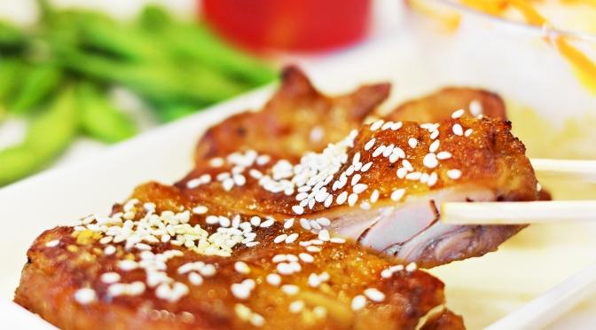 Chicken Steak #HOTNFRESH AT HOKA HOKA BENTO