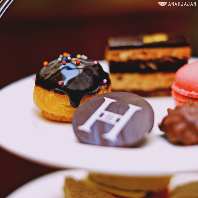 Courtyard Cafe – The Hermitage Hotel Menteng Jakarta