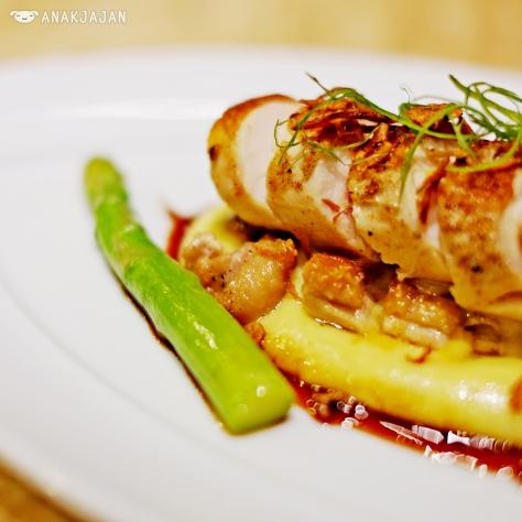 Jidori Chicken IDR 210k