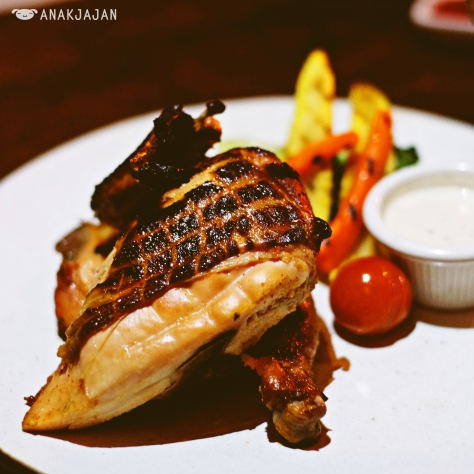 Chicken IDR 165k