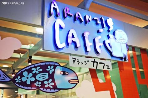 Aranzi Aronzo Cafe