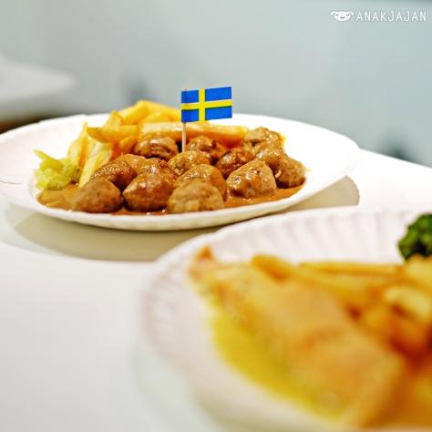 IKEA Swedish Meatball