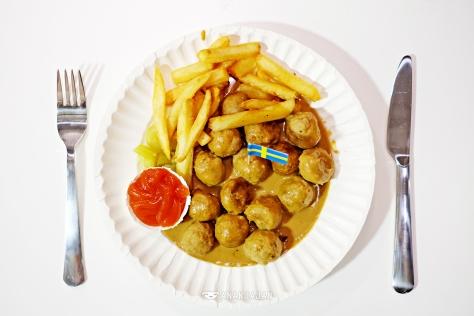 IKEA Swedish Meatball IDR 40k/10pcs, IDR 50k/15pcs