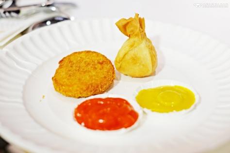 Shrimp Cutlet IDR 8k, Shrimp Purse IDR 8k
