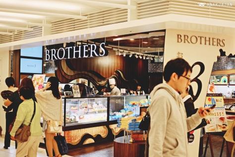 Brothers La Patisserie - Tokyo Solamachi Floor 2F