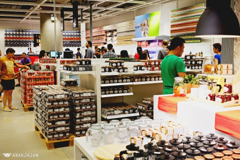 Swedish food market