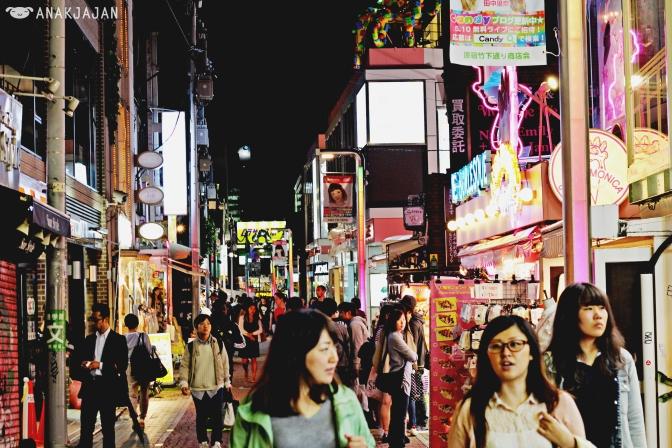 [JAPAN] Exploring Harajuku – Omotesando – Aoyama Tokyo