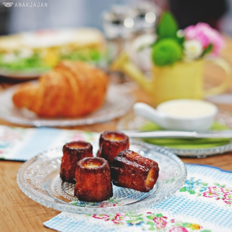 Mini Canele IDR 30k