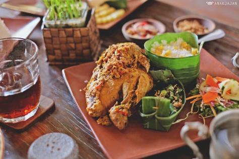 Ayam Panjingan IDR 89k