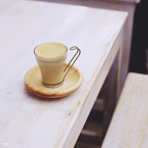 Kashoku Latte IDR 30k (Hot)