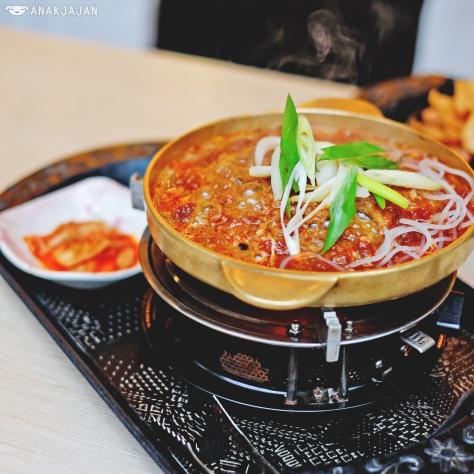 Spicy Bulgogi IDR 47.2k