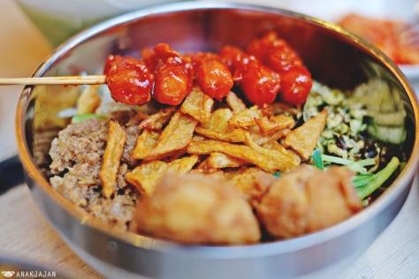 Bibimyun with Spicy Tokochi IDR 38.1k
