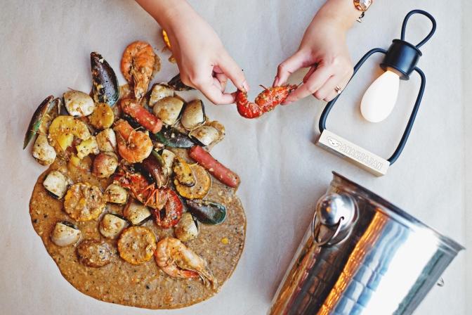 Cranky Bar – Crab & Frosted Beer, Kelapa Gading Jakarta