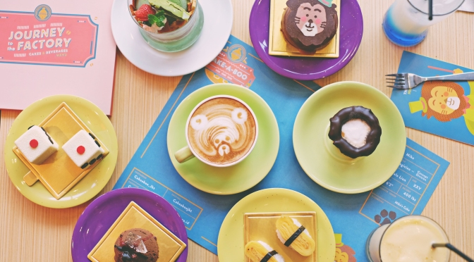Cake a Boo Jakarta Pantai Indah Kapuk
