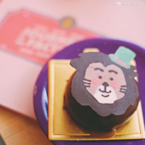 Miko's Cake IDR 35k