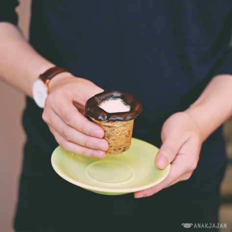Cookie Shot IDR 25k