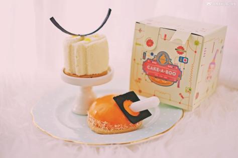 Hakuna Banana IDR 35k, Coco Cake IDR 30k