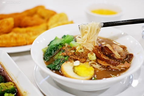 Mee Sua with Sliced Pork IDR 29k