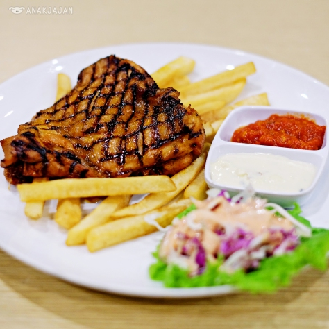 Montreal Chicken IDR 38.1k