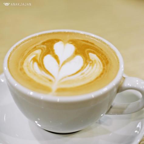 Cappuccino IDR 19k