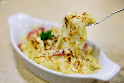 Macaroni Cheese IDR 28.1k