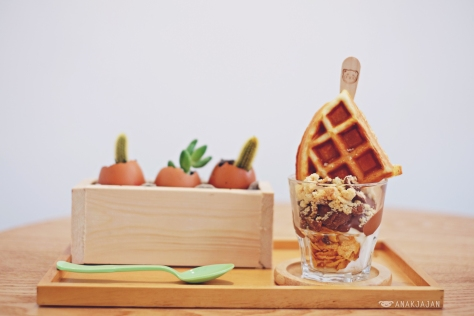 Ferrero Waffle Pop IDR 42.5k