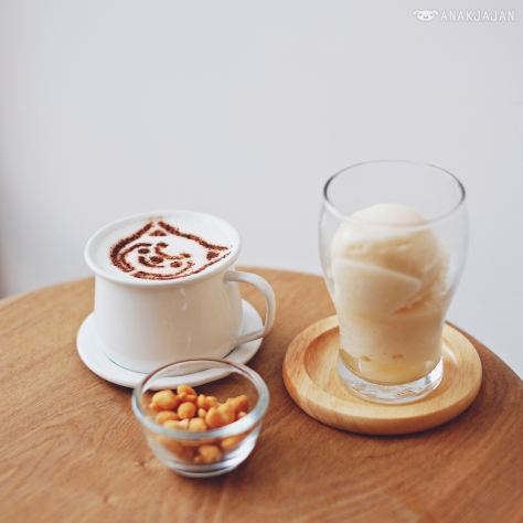 Babyccino IDR 27k, Enjoy Your Beer IDR 39k