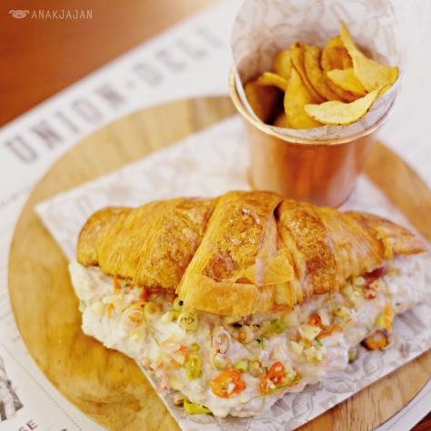 Balinese Spicy Tuna IDR 80k