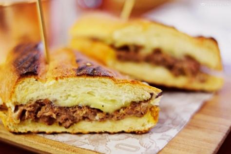 Philly Cheese Steak IDR 125k