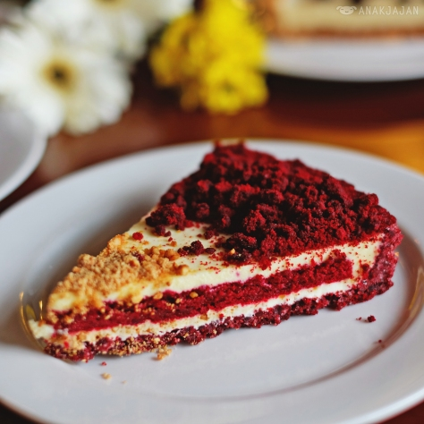 Red Velvet Pie IDR 50k