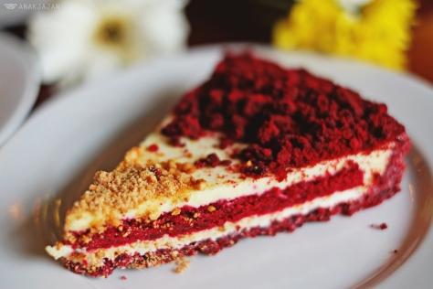Red Velvet Pie IDR 50k