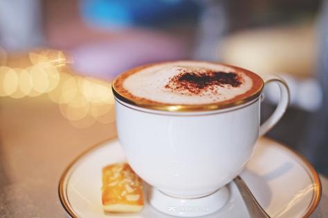 Amber Signature Hot Chocolate IDR 55k