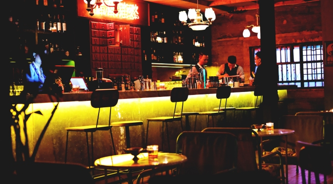 PAO PAO Liquor Bar & Dim Sum Parlour – Senopati, Jakarta