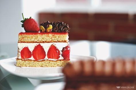 Fraisir Torte IDR 25k
