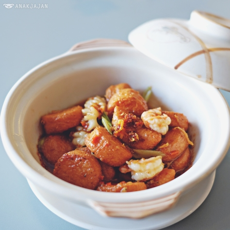 Sapo Tahu Seafood IDR 46k
